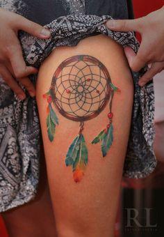 50 Dreamcatcher Tattoo Designs for Women | Cuded