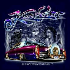 Chicano Love, Chicano Art, Murals Street Art, Graffiti Art, Chicano Drawings, Car Drawings, Cholo Art, Prison Art, Lowrider Art