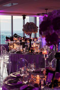#janelleandstevetakemiami  Photo: Tom Couture Weddings Floral: Rodri Creations Wedding Coordinator: Catalan Productions Venue: Viceroy Miami