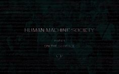 Human Machine Society
