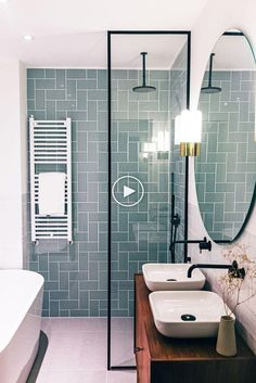 You can still use some cool Small Bathroom Design Ideas like the ones listed below. Best Small Bathroom Design Ideas That Will Make It Stand Out - Best Home Ideal Shower Tile Designs, Bathroom Designs, Shower Remodel, Remodel Bathroom, Restroom Remodel, Tub Remodel, Bathroom Renovations, Bathroom Ideas, Bathroom Organization