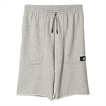 adidas Mens Heavy Terry Baggy Short