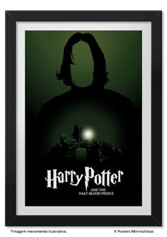 Half-Blood Prince  -  inspired by the sixth book of the saga Harry Potter.