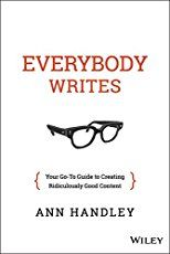 Free Read Everybody Writes: Your Go-To Guide to Creating Ridiculously Good Content Author Ann Handley Got Books, Books To Read, Best Self Help Books, Good New Books, Business And Economics, What To Read, Book Photography, Free Reading, Book Publishing