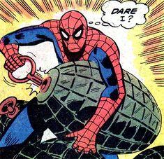 DARE I? #spiderman