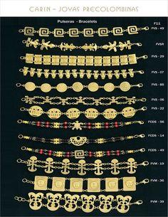 Industrias Carin Ltda - Pulseras - Brazaletes Fotos 10, 11, 12 Aztec Jewelry, Old Jewelry, Jewellery, Colombian Art, Cow Art, Wire Art, Diamond Design, 98, Metal Art