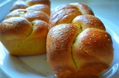 Na Cozinha da Margô: Pão Doce Inglês