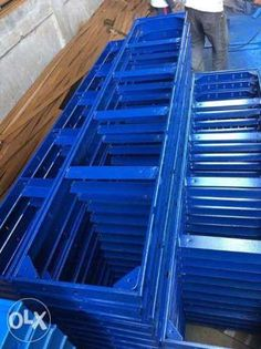 Comer Industrial Scaffolding Formwork G I Pipe Aluma Phenolic Ringlock in Malabon, Metro Manila (NCR) Scaffolding Materials, A Frame Ladder, Industrial Development, Metal Panels, Manila, Beams, Exposed Beams