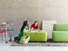 Movie sofas designed by Rane Vaskivuori