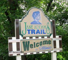 Jane Addams Trail Itinerary | Trip Planning | TrailLink
