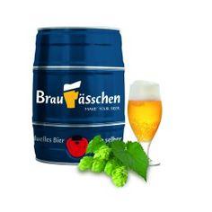 Bier selber brauen - Komplett-Set mit Fass