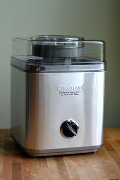 """Win a Cuisinart Ice Cream Maker with Clockwork Lemon""""    http://www.clockworklemon.com/2012/07/toastedmarshmallow.html#"""