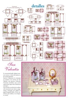 printable dollhouse furniture - Google Search