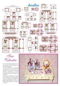 printable dollhouse furniture - Google Search