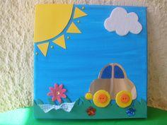 Παιδική μπομπονιέρα!!! Frame, Crafts, Home Decor, Picture Frame, Manualidades, Decoration Home, Room Decor, Handmade Crafts, Frames