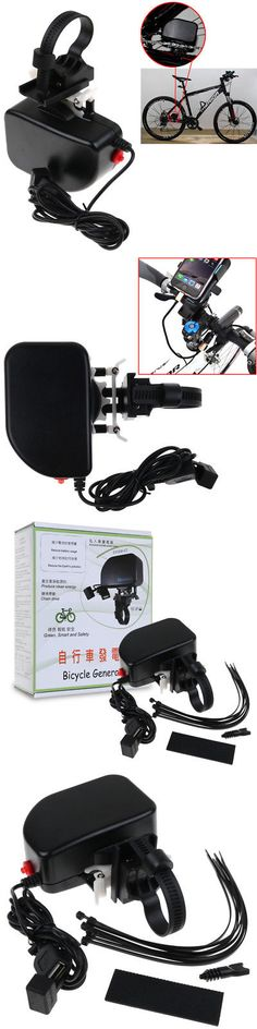 Other Bicycle Accessories 158998: New, Bike Bicycle Generator Charger Battery Power Bank For Usb Device Phones Gps -> BUY IT NOW ONLY: $55.59 on eBay!