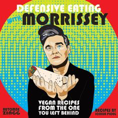Defensive Eating with Morrissey book cover
