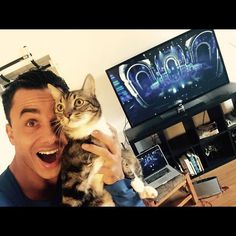From Facebook Timor Steffens (Sept. 12 2015)  Watching @rtldancedancedance with some pussy on the couch. ‪#‎dancedancedance‬ ‪#‎LA‬