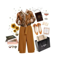 """foreign girls"" by idaelinas on Polyvore featuring Wolford, A.L.C., Chanel, French Girl, Pier 1 Imports, Schott Zwiesel, Taschen, vintage, artsy and warm"