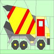 Cement Mixer - via @Craftsy