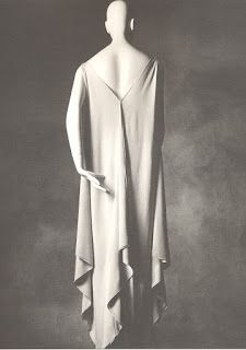 photograph by Irving Penn for Vionnet, 1974