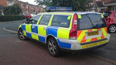 Cheshire Police Armed Response Vehicle Volvo V70 T5 by themilkman123, via Flickr