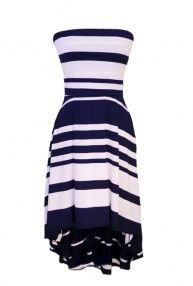 drs_stripe_strapless_navy_xlg @The Fuss Boutique