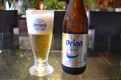 沖縄で飲んだオリオンビール