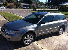 2008 Subaru Outback in Floriday
