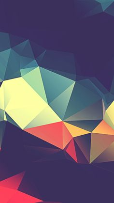 Low Poly iPhone 6 Plus Wallpaper 35941 - Abstract iPhone 6 Plus Wallpapers