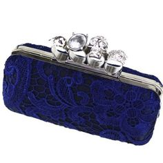 Amazon.com: Ever Pretty Knuckle Rings Acrylic Stones Hand Shoulder Satin Clutch Evening Bag 39188: Shoes