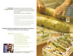 DK2Graphic :: Publications :: Panera Bread Menu Panera Bread Menu, Cookbook Design, Oven, Vegetables, Food, Essen, Ovens, Vegetable Recipes, Meals