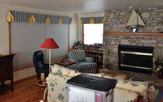 BEFORE Egg Harbor Living Room