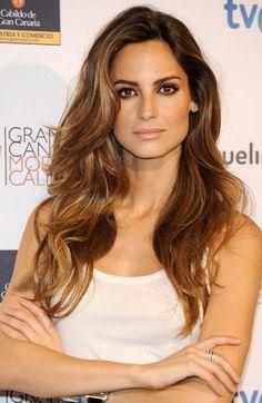 #brunette #hair #long