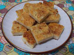 Pudim de Pão de Assadeira - Na Biroskinha