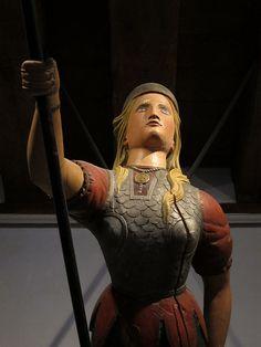 Ships figurehead, Danish Maritime Museum, Kronborg Slot
