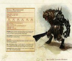 Gnoll Deathknight