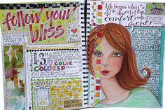 Martha Lever's Journals.