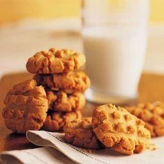 Peanut Butter Cookie Bites: Splenda Recipe