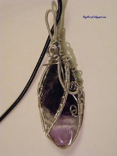 Wire wrapping: AMETYST