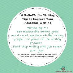 how to improve my academic writing skills