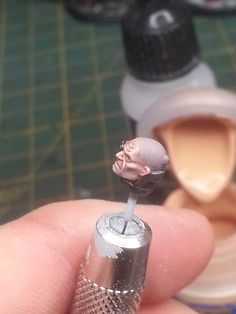 BLOODYdice: Tutorial - Painting Stubble