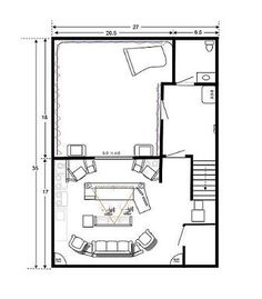 recording studio designs plans - Google Search
