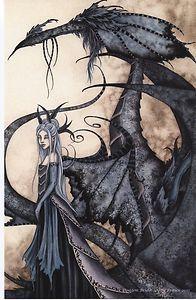 Dragon Bride by Amy Brown