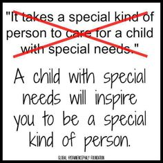 39 Best Special Needs Quotes Images Disability Quotes Special