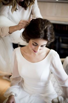 Lunatique Ranch De L'Engagement Robes de mariée à petit