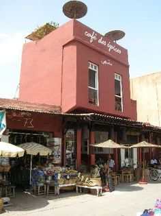Cafe des Epices - Marrakech