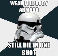Poor stormtroopers