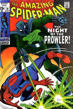 The Amazing Spider-Man (Vol. 1) 078 (1969/11)