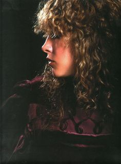 a beautiful profile photo of Stevie  ☆♥~♡~♥☆